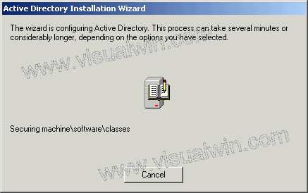 Windows 2003 server dns